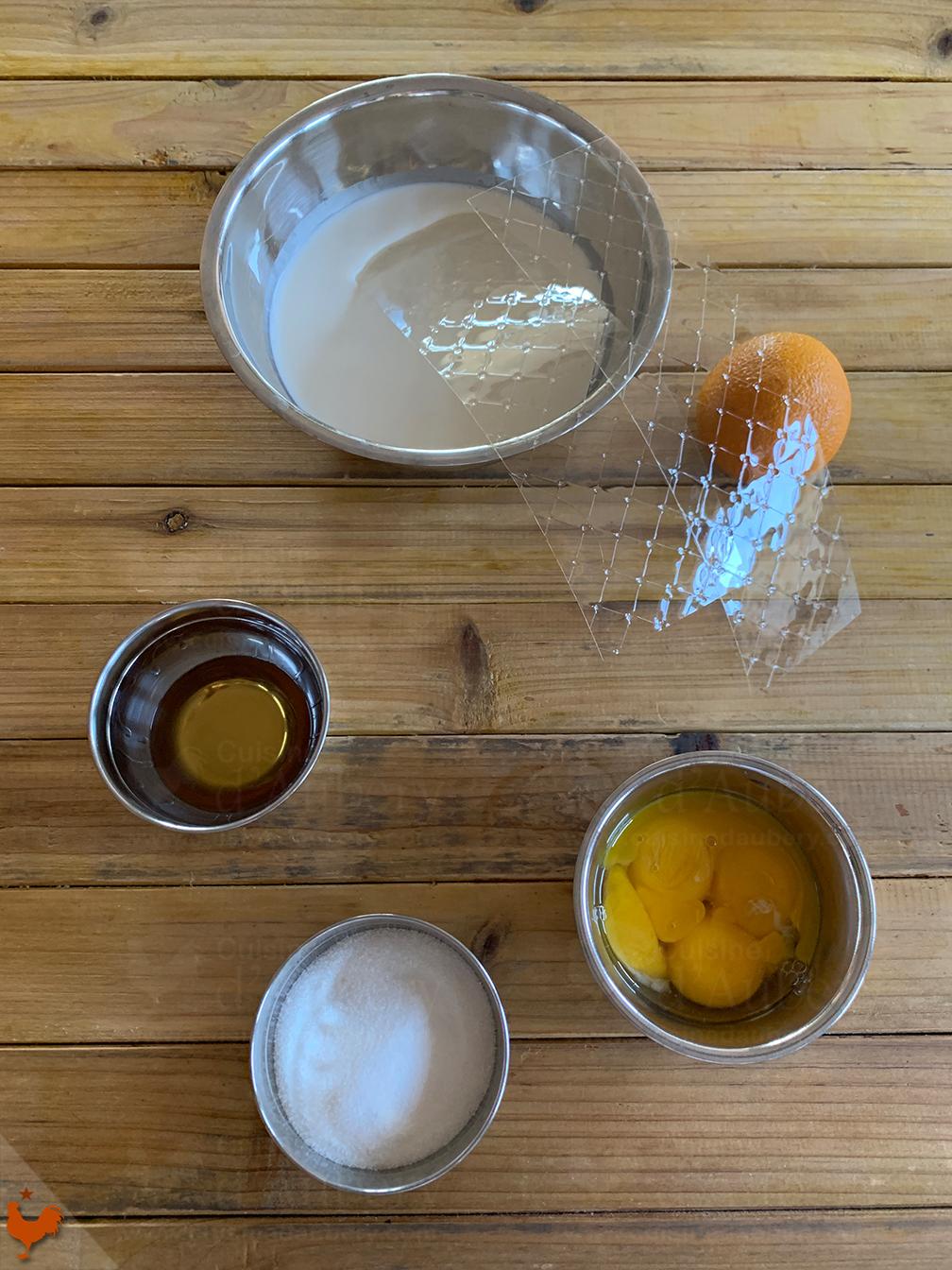 Le Crèmeux au Cointreau