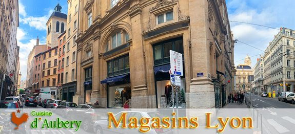 Les Magasins de Cuisine et Pâtisserie à Lyon (Matériel et ustensiles)