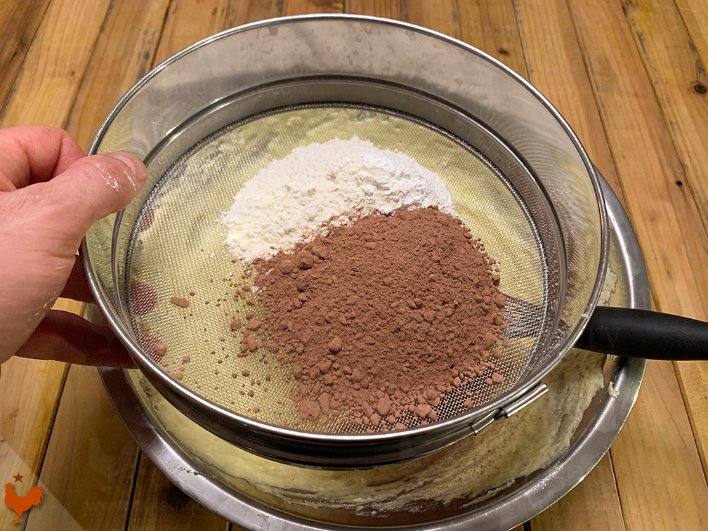 Biscuit à Rouler au Chocolat