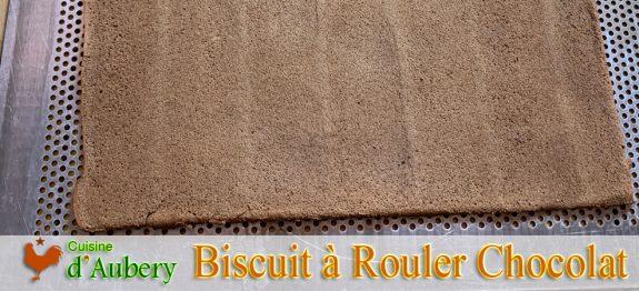 Le Biscuit à Rouler au Chocolat de Pierre Hermé