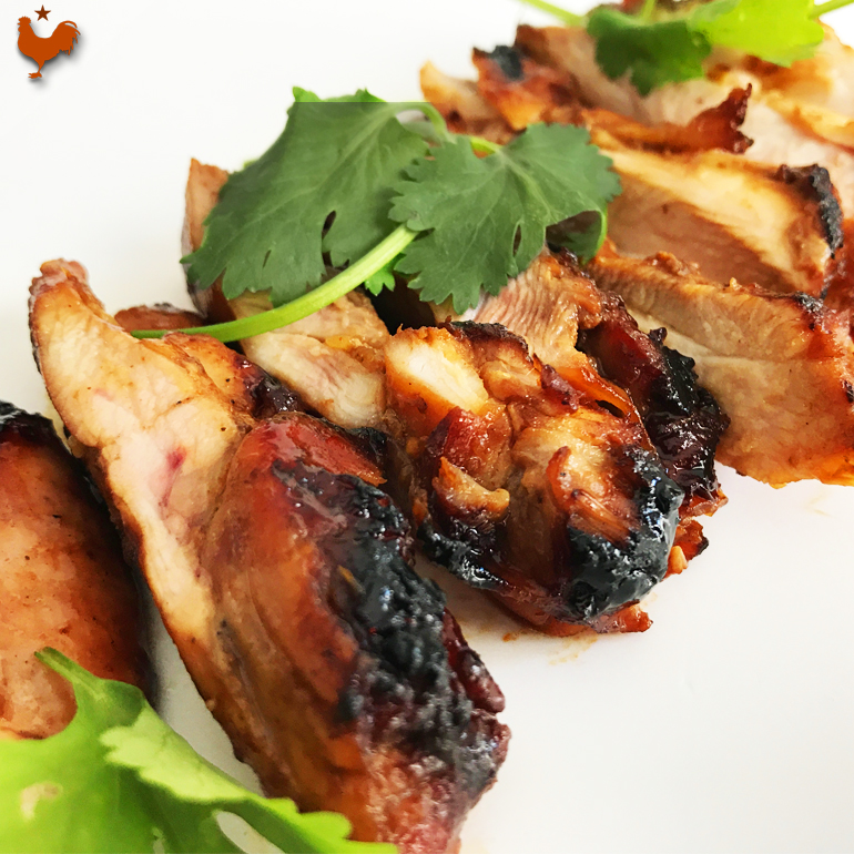 Qin's Chinese Chicken Barbecue