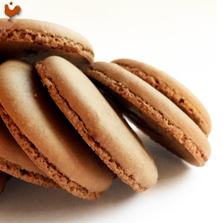 Recette du Macaron, version meringue Suisse (recette de M.O.F Stéphane Glacier)
