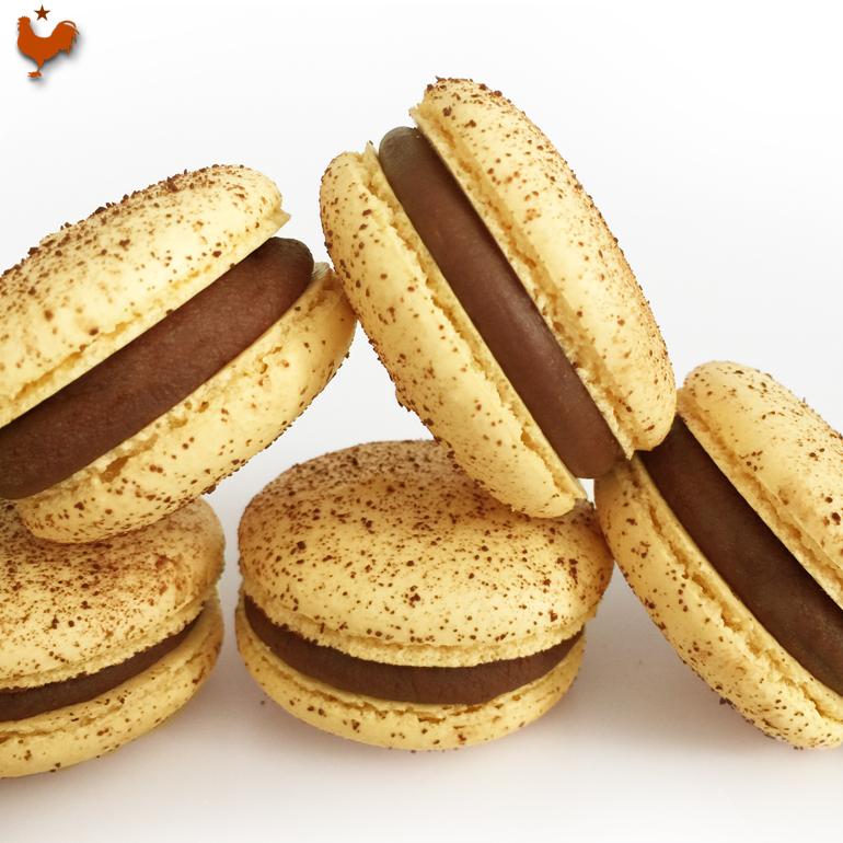 Les Macarons Mogador de Pierre Hermé