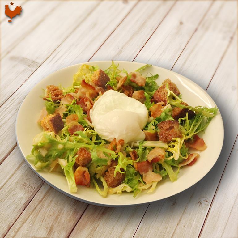 La Salade Lyonnaise de Madame d'Aubery