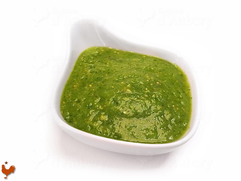 La Salsa Verde Mexicaine