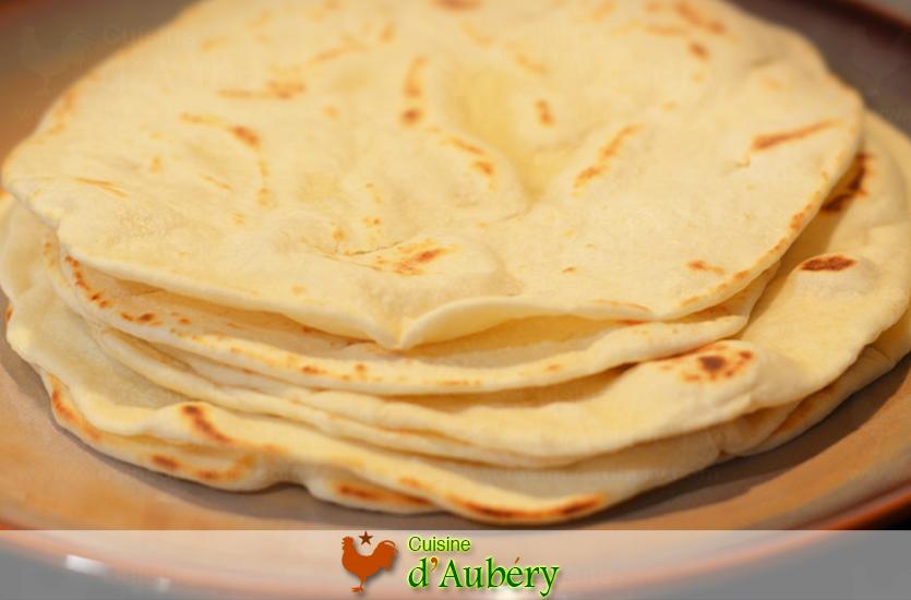 Les Tortillas Mexicaines à la Farine (Base pour Tacos) d'Alex Stupak