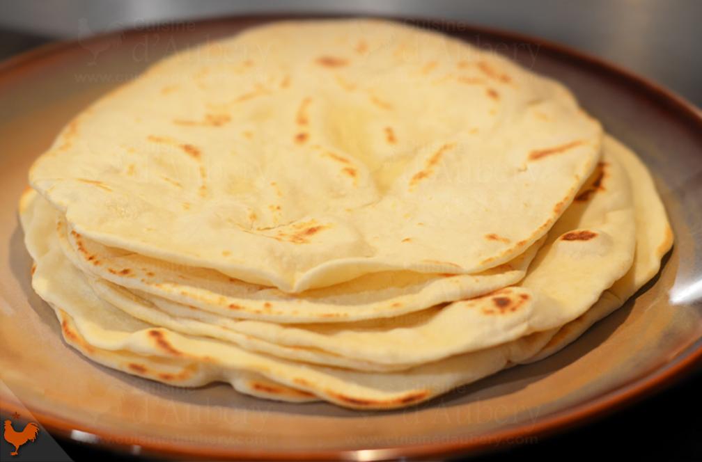 Flour Mexican Tortillas