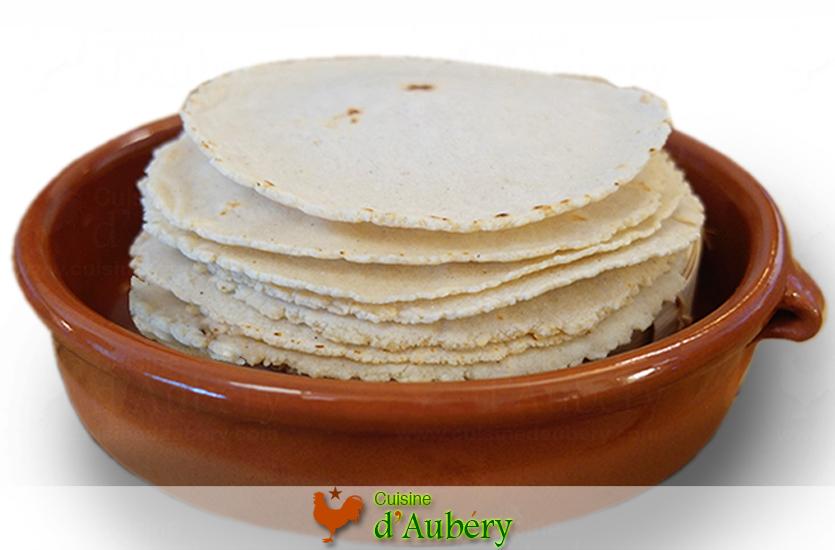 Alex Stupak's Mexican Corn Tortilla