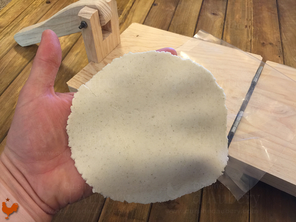Tortillas Mexicaines au Maïs