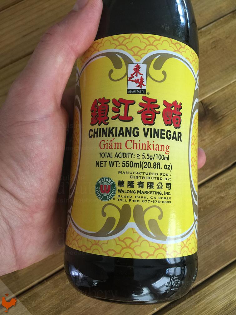 Aubergines Sauce Chinoise