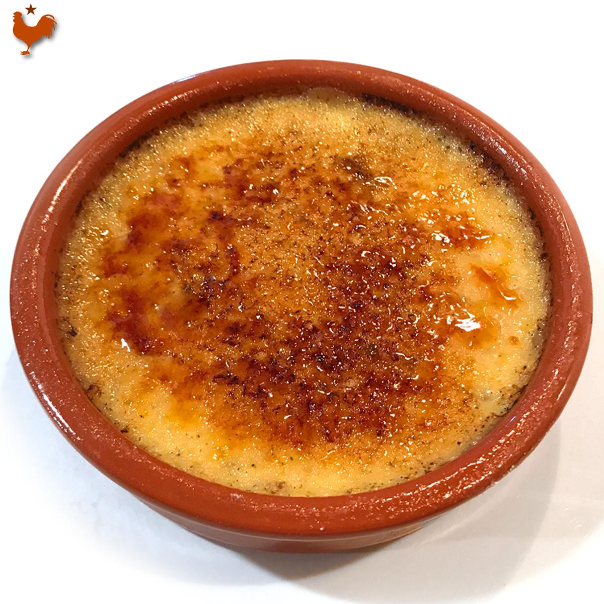 Pierre Hermé's Vanilla Crème Brûlée