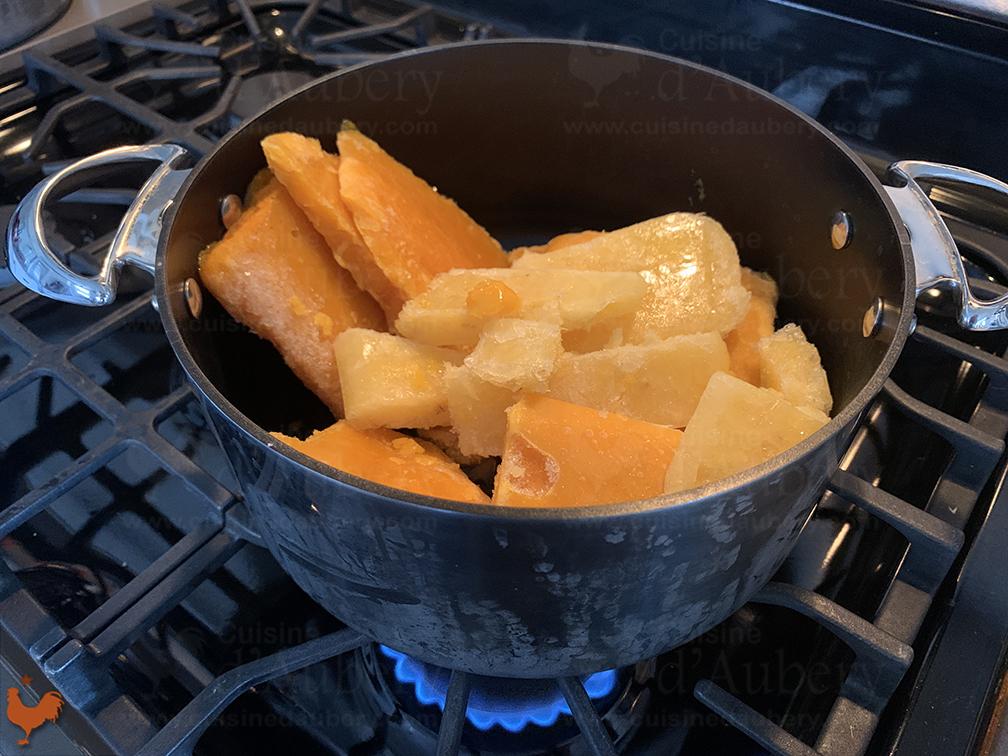 Crémeux Mangues Ananas