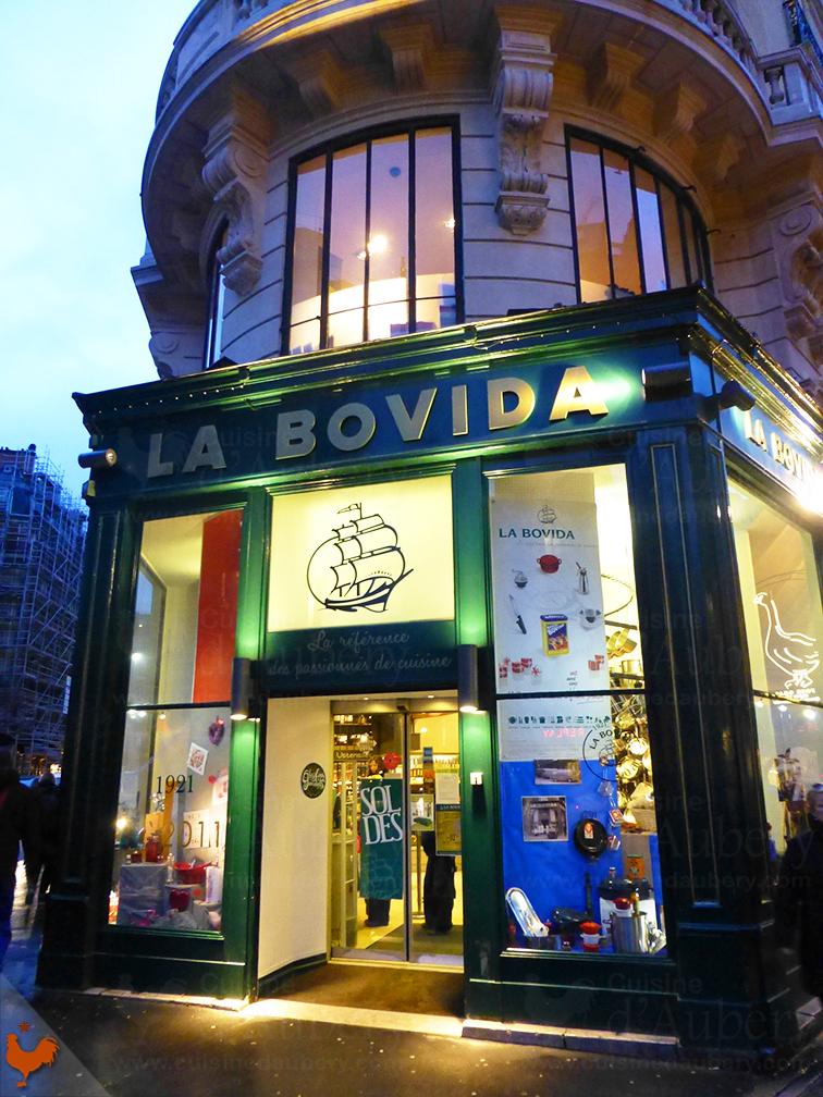 Magasins de Cuisine et Pâtisserie à Paris