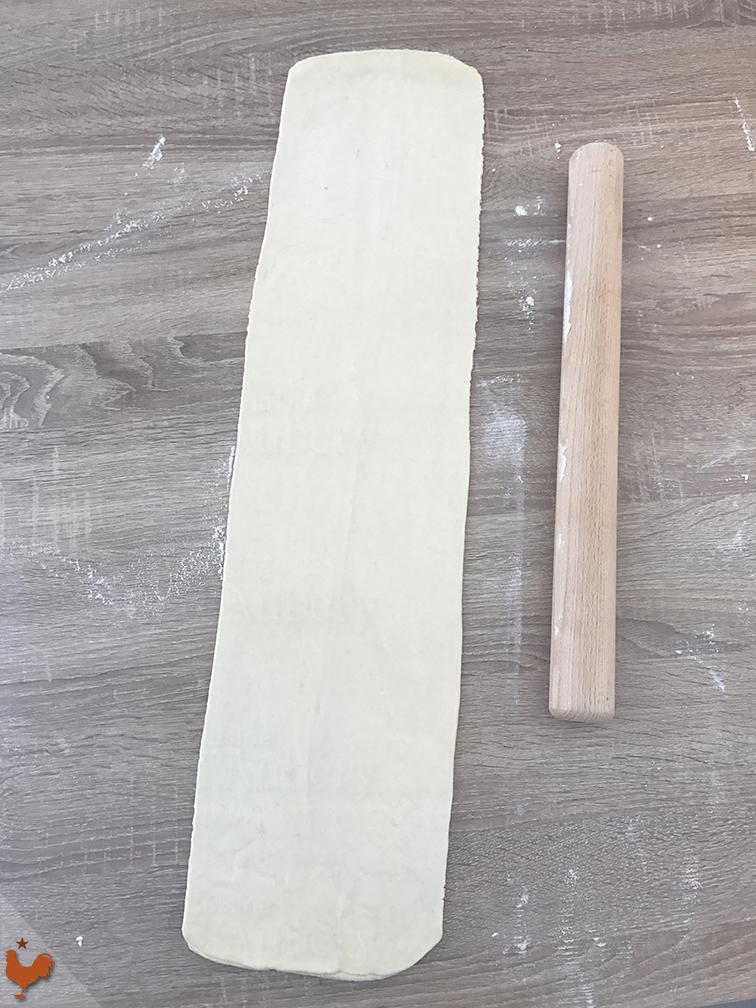 Pasteis de Nata Belem (méthode 2)