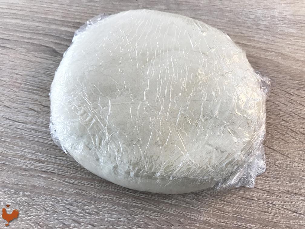 La Pâte Feuilletée à Pasteis de Nata