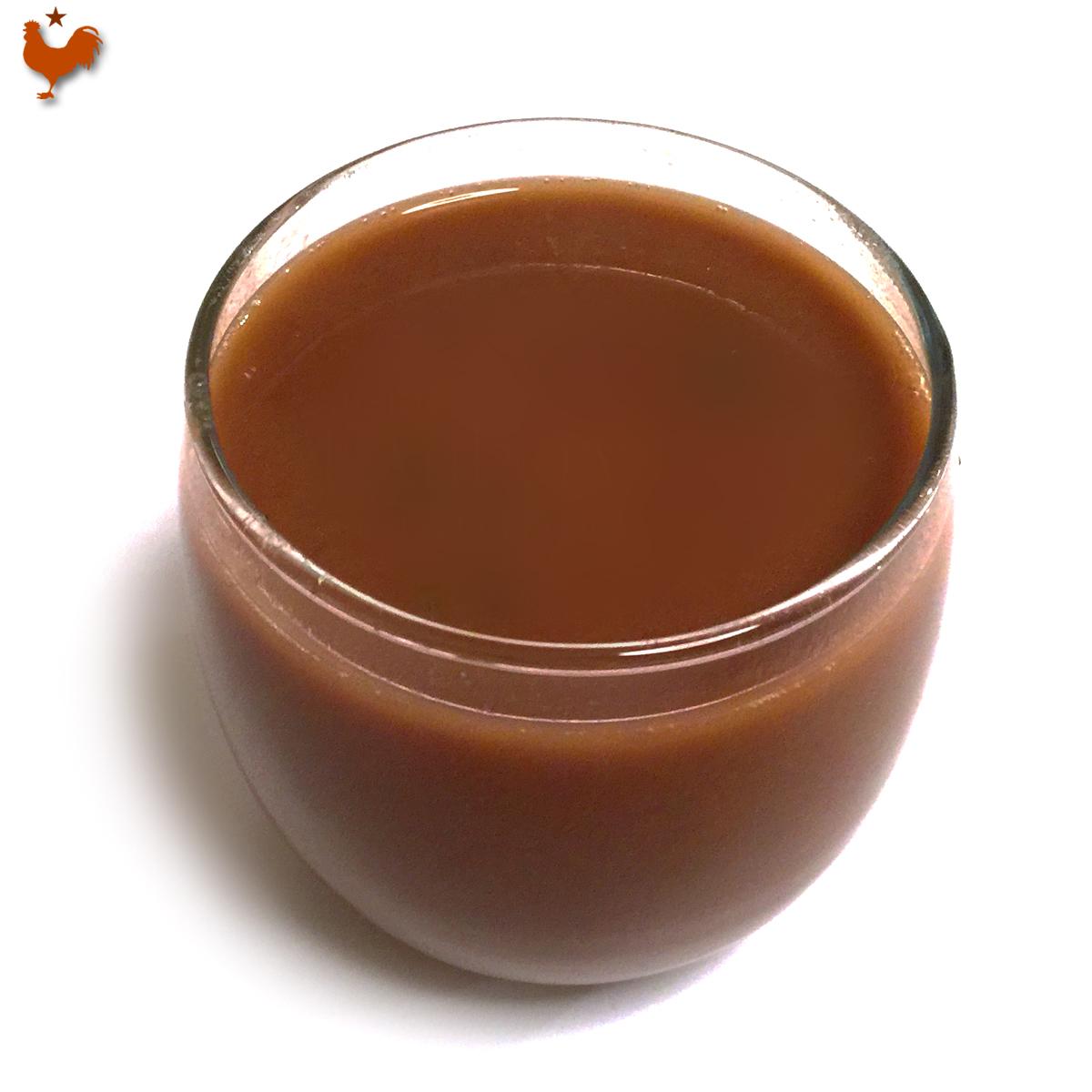 """La Sauce Brune de Ducasse (à viande rouge) """"la demi-glace"""""""
