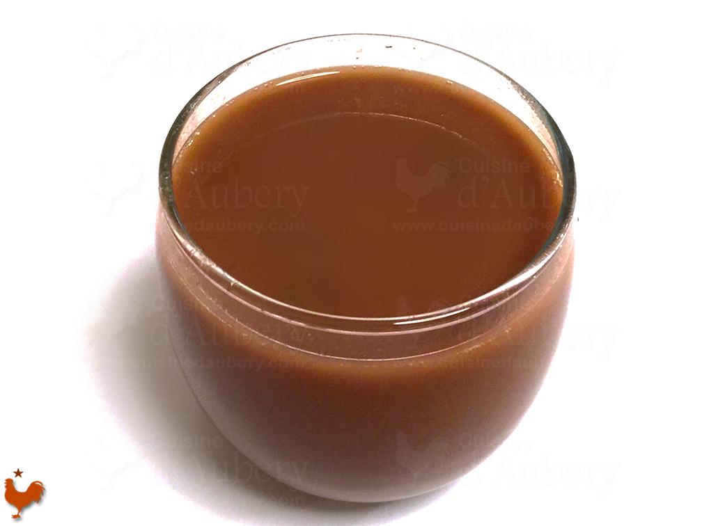 Sauce Brune de Ducasse