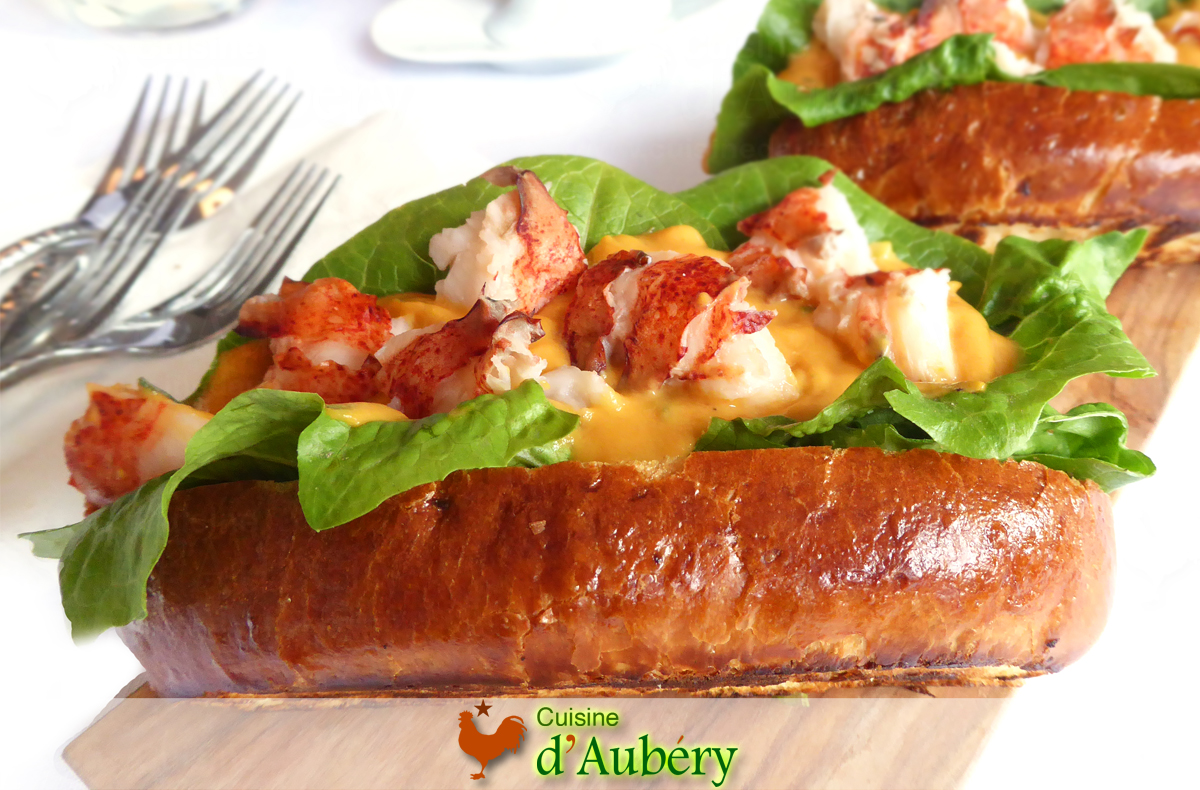 Les Lobster Rolls de Seattle (Burgers de Homard)