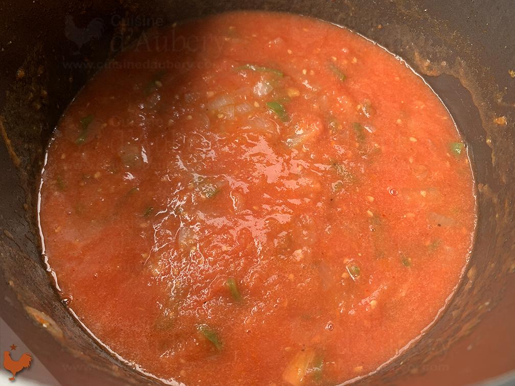 Sauce Basquaise Itxassou