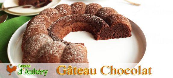 Le Gâteau au Chocolat de Pierre Hermé