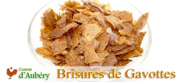 Les Brisures de Gavottes Croustillantes de Cédric Grolet