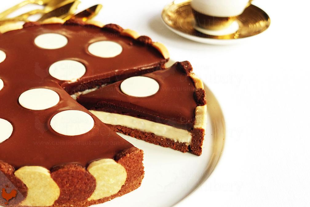 Tarte Coco Chocolat