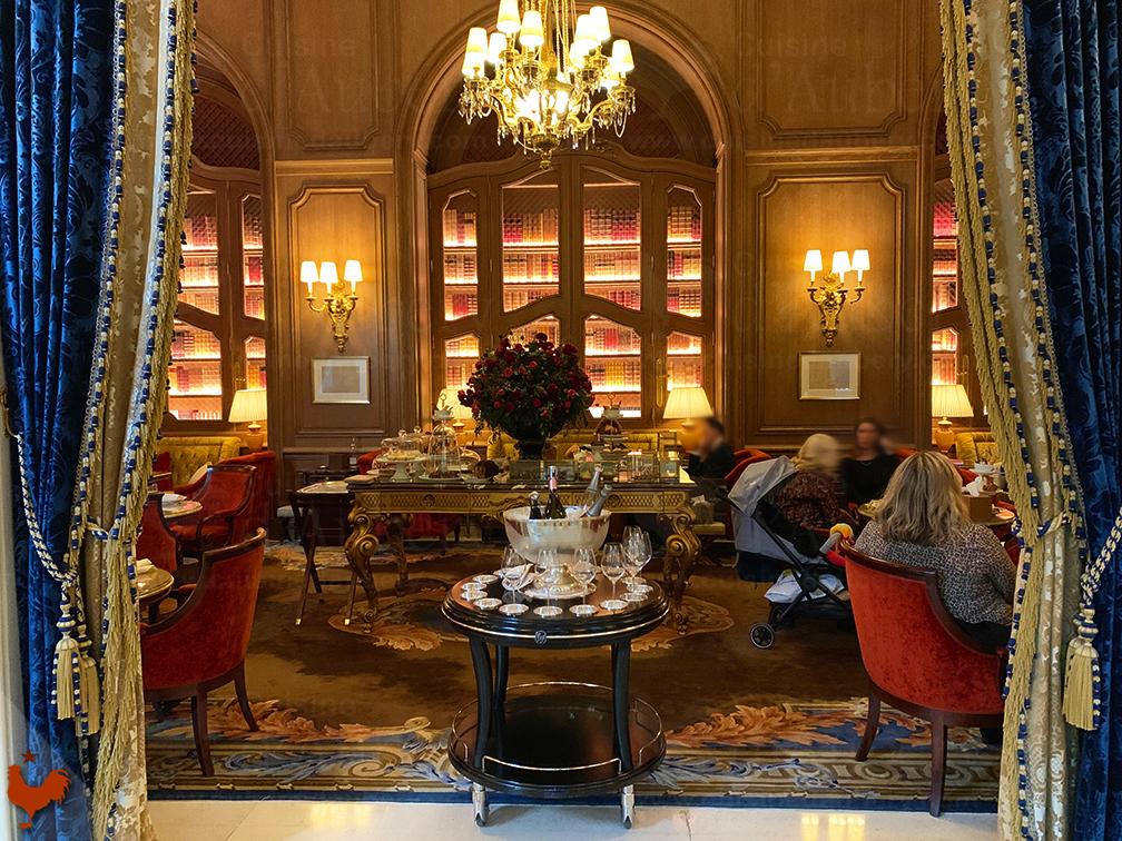 Le Tea Time du Ritz Paris