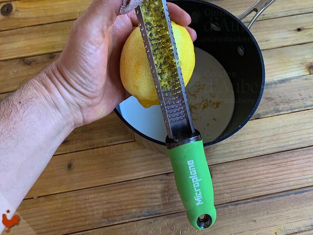 Roulé Citron Praliné