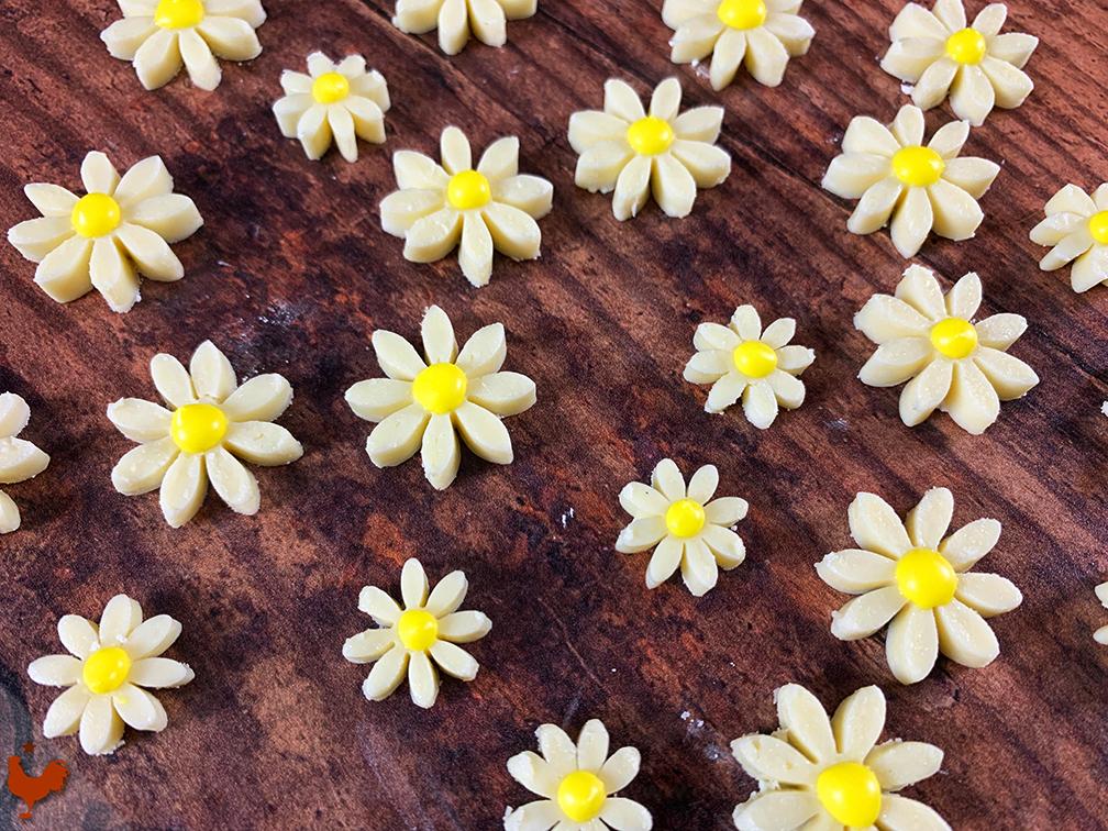 Fleurs Comestibles Décoratives