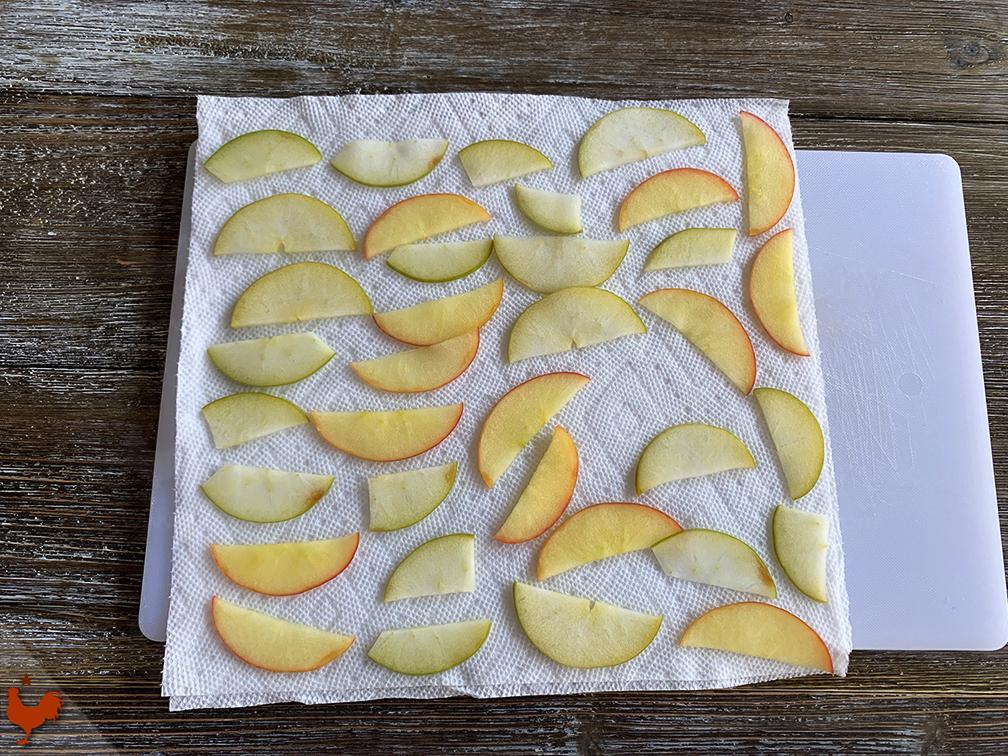 Apple Teacake