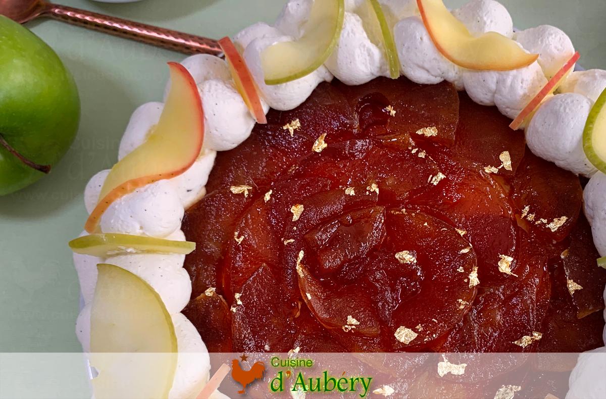 Vincent Boué's Apple Teacake