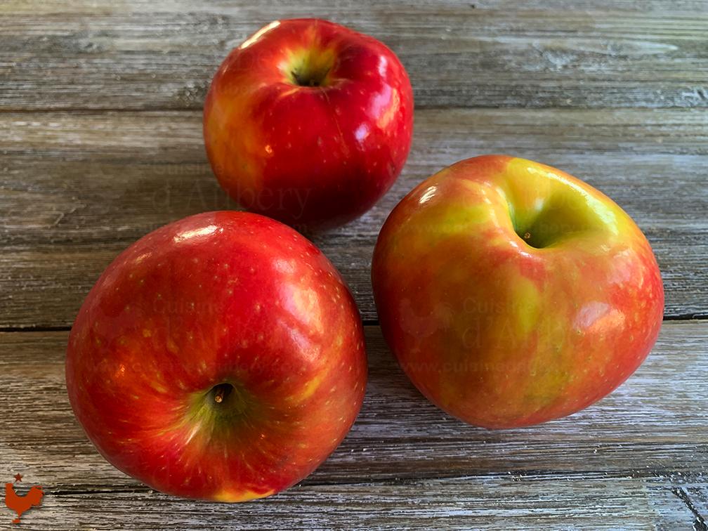 La Pomme de Washington