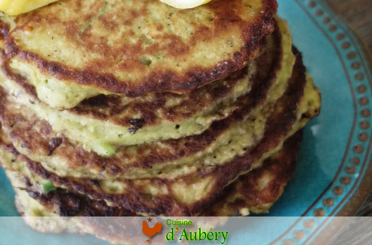 Ottolenghi's Corn and Green Onion Pancakes