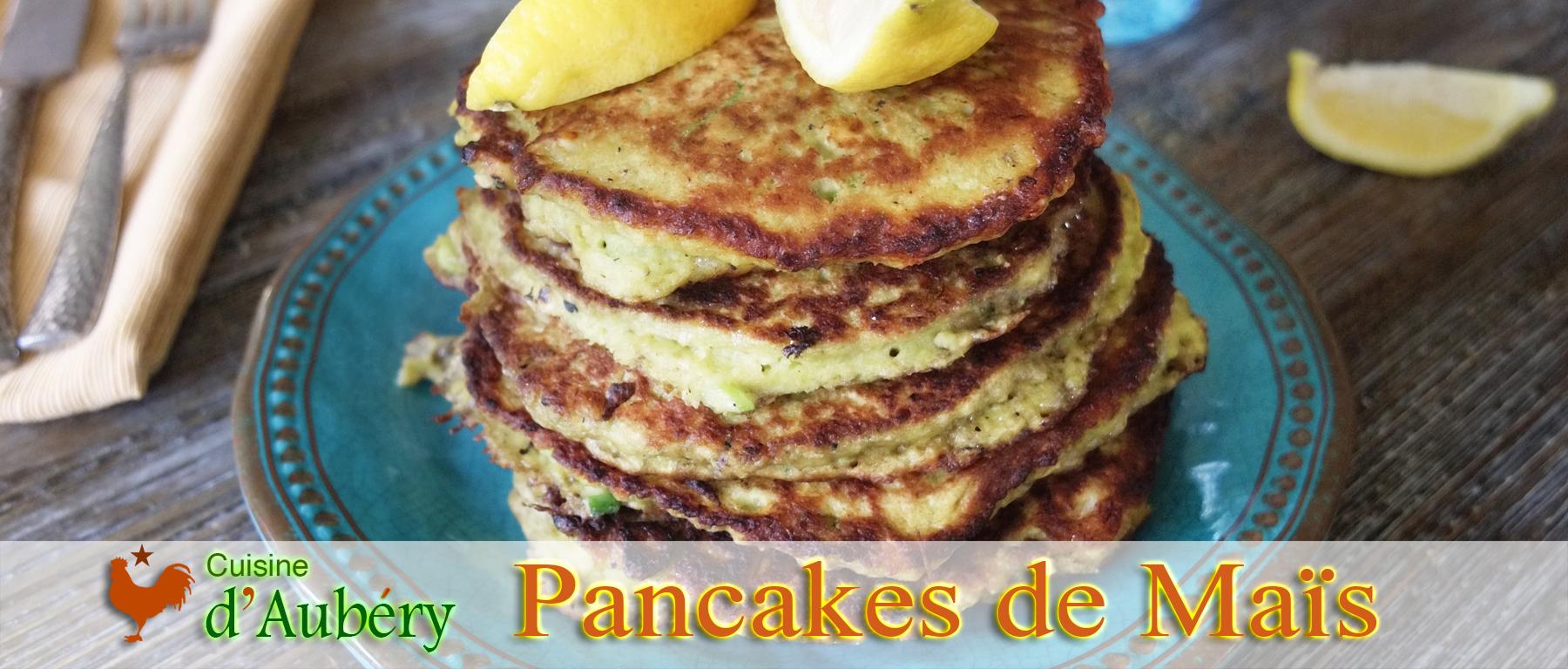 Les savoureux Pancakes de Maïs et Oignons Verts de Yotam Ottolenghi
