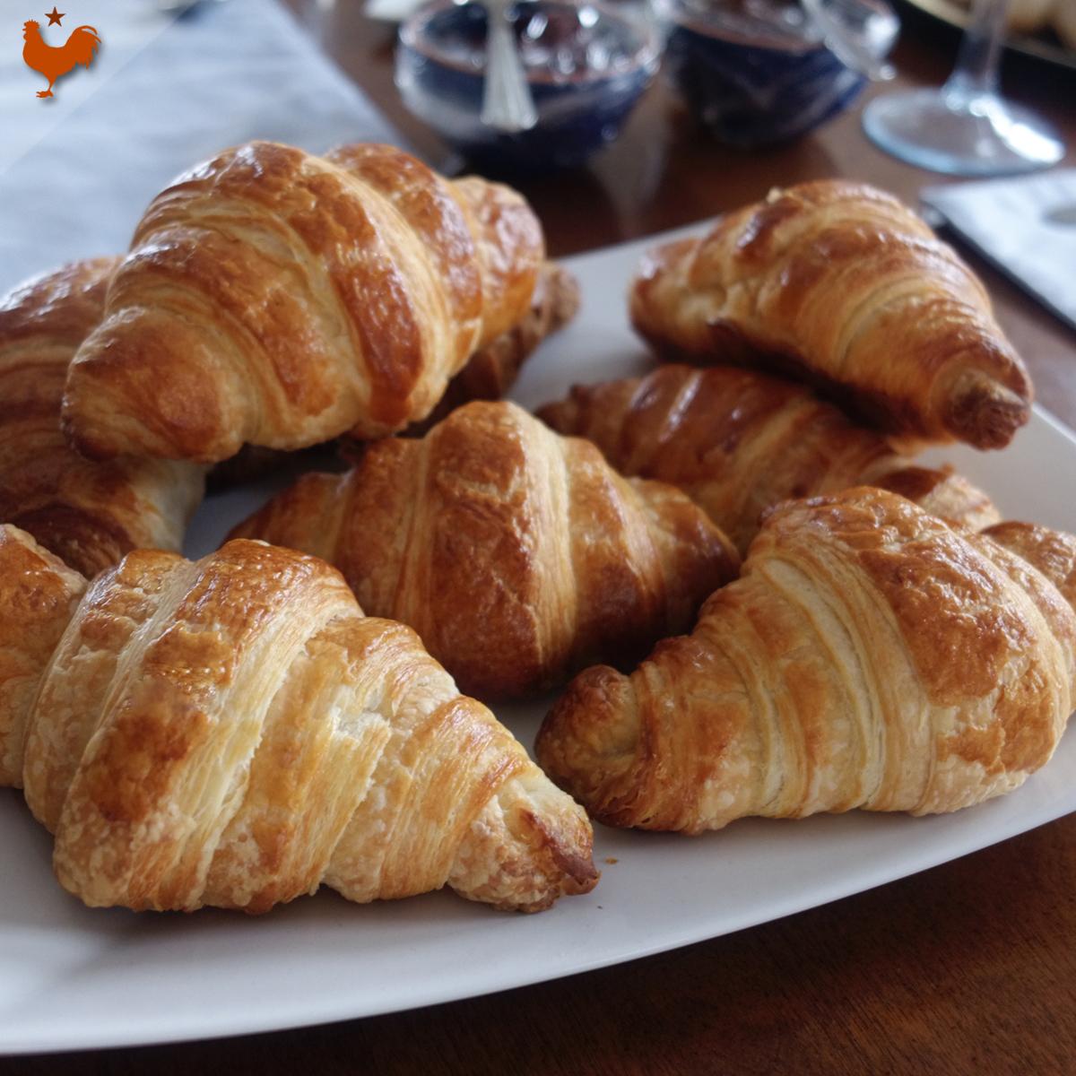 Les Croissants de M.O.F Stéphane Tréand