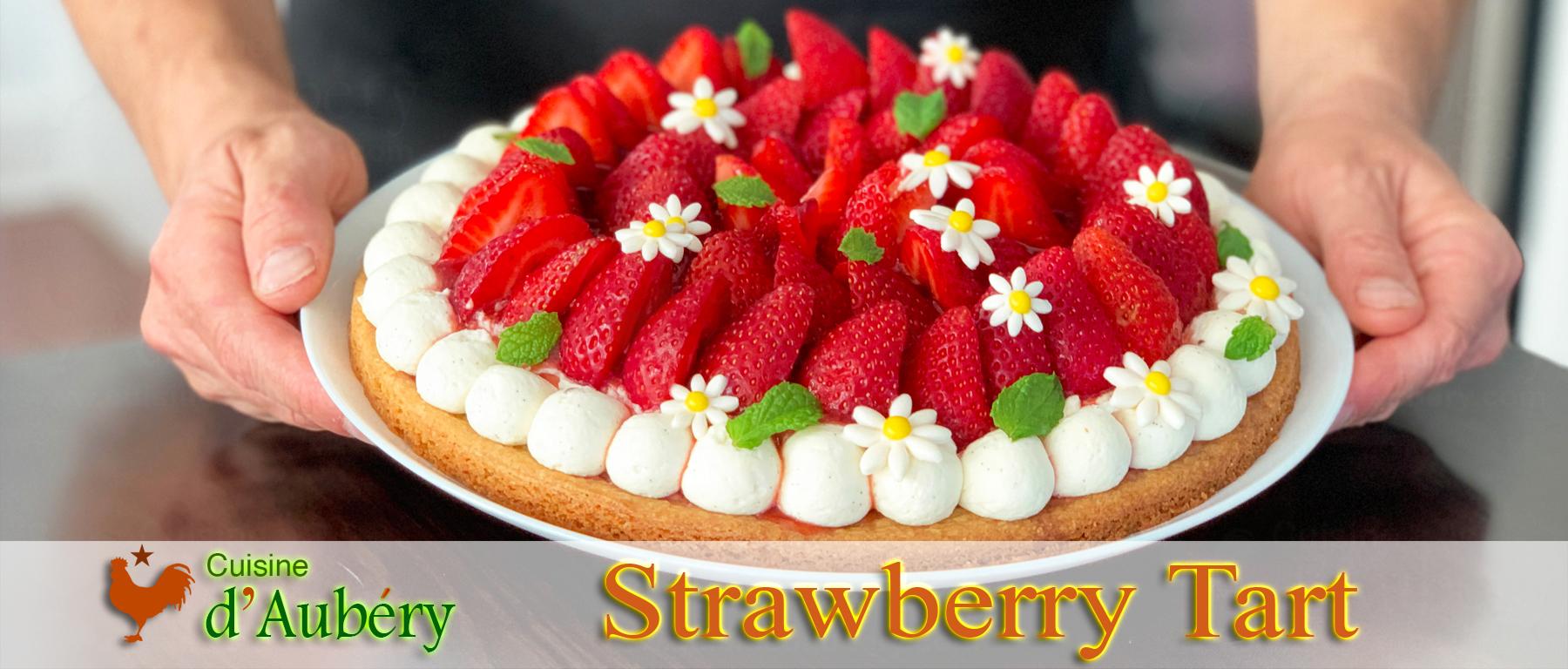 The Strawberry Tart