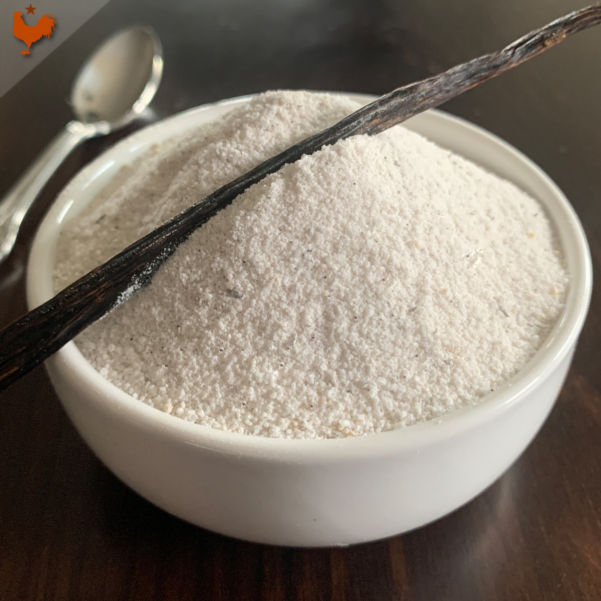 Stéphane Glacier's homemade Vanilla Sugar