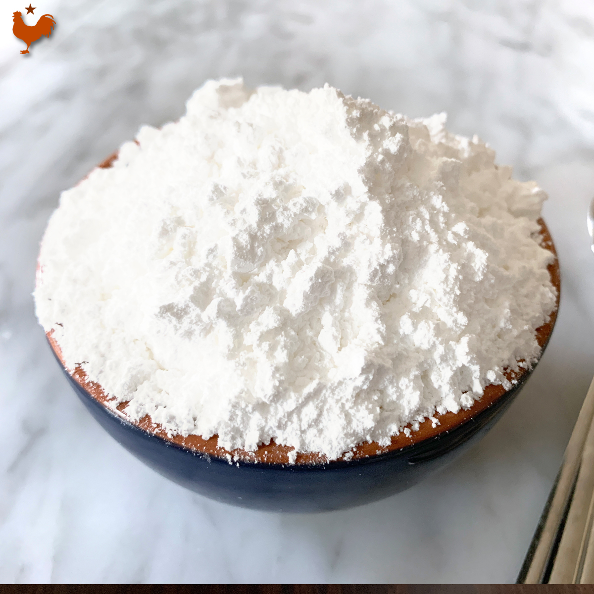 Homemade Snow Sugar (Non Melting Powder)